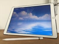 "iPad Pro 12.9"" 128GB in Gold + Apple Pencil"