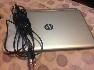 HP Pavilion 15 Notebook PC. Touch screen