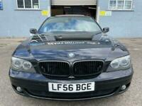 BMW 730D *M-SPORT* 3.0TD-auto-230 BHP_TV-DVD_SAT-NAV_SUNROOF_LEATHER *FULL MOT*