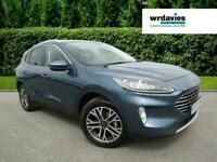 2020 Ford Kuga 1.5D 120 EcoBlue TITANIUM FIRST EDITION - !st Edn Pack / Driver A