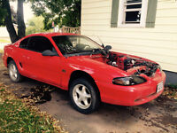 Looking for a Ford v8 parts car