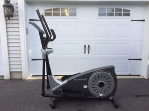 Machine Elliptique - training - workout -sport