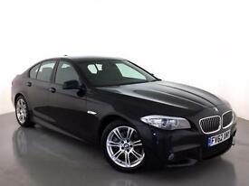 2012 BMW 5 SERIES 520d M Sport 4dr Step Auto [Start Stop]