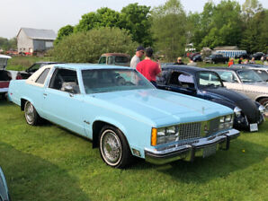 1978 Oldsmobile 98 Regency Coupe