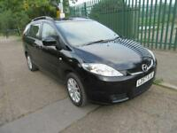 2007 MAZDA MAZDA5 1.8 TS2 MANUAL PETROL 5 DOOR MPV 7 SEATS