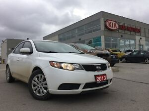 2013 Kia Forte 2.0 LX | LOW KM | TINTS | WARRANTY