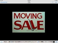 HUGE moving sale........everything must go !!!!!!!