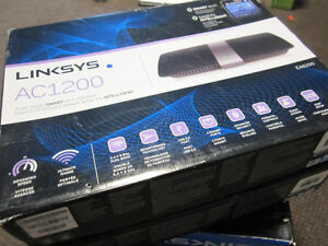 Linksys EA6200 AC1200 Dual-Band Smart Wi-Fi Wireless Router