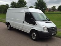 FORD TRANSIT 125 T350 Euro 5 2013 NO VAT 1 Owner Restricted 70mph from New