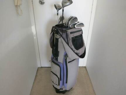 Lefty - Wilson Aggressor Pro Golf Set with Bag