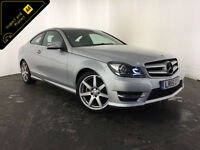 2015 MERCEDES C220 AMG SPORT EDITION CDI AUTO 1 OWNER SERVICE HISTORY FINANCE PX