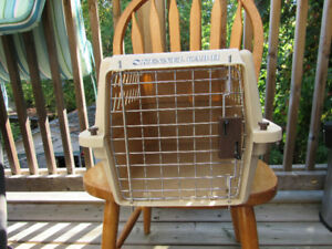 Animal carrier (for cats or small dogs)