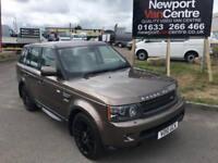 Land Rover Range Rover Sport 3.0TD V6 AUTO HSE NARA BRONZE