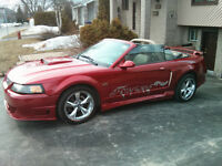 2003 Ford Mustang GT décapotable