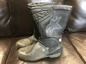 Alpine Star boots for sale Size 10