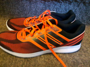 Men's Size 12 Addidas RUNNING shoes