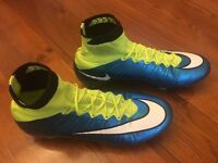 Brand New Boxed Nike Mercurial Superfly Sock Football Boots