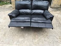 Leather recliners, Free delivery