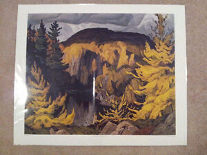 """A.J. Casson Limited Edition """"Autumn on the York River"""" Kitchener / Waterloo Kitchener Area image 5"""