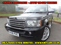 2006 Land Rover Range Rover Sport 2.7TD V6 Auto HSE - KMT Cars