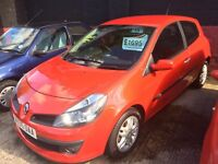 Lovely Clio 1.4 low miles new shape