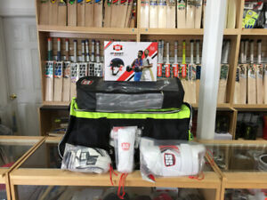 Cricket bat and leather goods