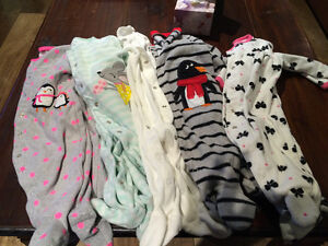 Warm weather baby clothes