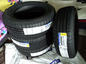 Michelin Defender 195/65R15 Four Brand new all season tires