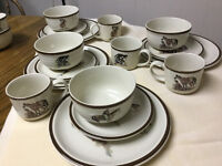 Horse dishes