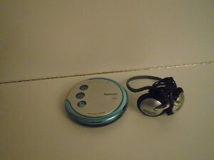 PANASONIC PERSONAL PORTABLE CD PLAYER