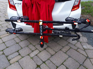 CCM platform bike rack
