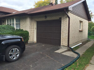 Eaves trough cleaning by Aok London Ontario image 3