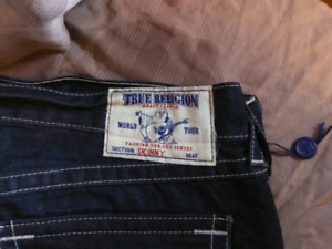 Brand New Mens True Religion Jeans Size 38