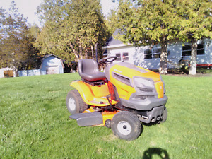 "Husqvarna 42"" Riding Lawn Mower"