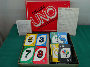 Scan, Waterworks, Uno Deluxe Edition games Cornwall Ontario image 4