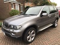 BMW X5 3.0 sport auto 2005 high mileage! No offers no offers