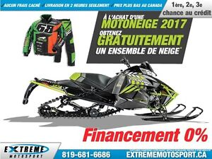 2017 Arctic Cat XF 8000 CROSS COUNTRY LIMITED ES (137)