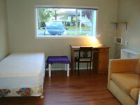 Fully Furnished and Inclusive Room in a Great Neighbourhood!