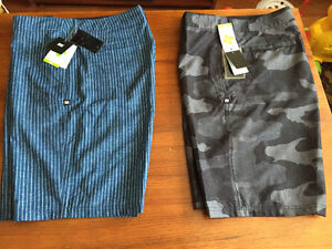 New! DC shorts men's size 36 Reduced!
