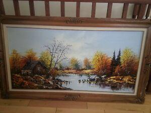 tableau, peinture Gatineau Ottawa / Gatineau Area image 8