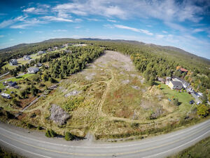 Approximately 3.3 Acres Cleared Land in Flatrock!