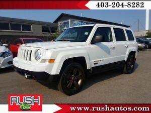 2016 Jeep Patriot 75th Anniversary Edition - Leather, Sunroof