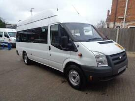 FORD TRANSIT MINI BUS 2010 LOW MILEGE, NO VAT