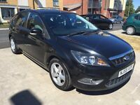 FORD FOCUS 1.6 ONE YEARS MOT