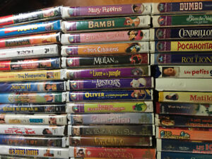 Collection  VHS (123)