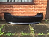 BMW 3 series e92 back bumper and side skirts