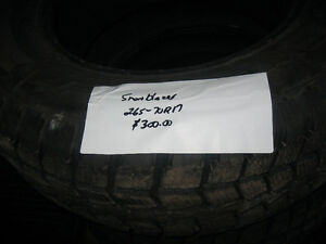 265-70r17 winter tires