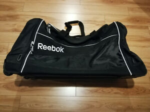 Reebok Wheeled Hockey Bag