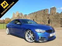 2014 BMW 420d M Sport Auto M Sport Performance Pack *Carbon Pack - Ugrade Alloy*