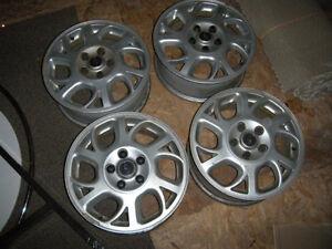 16 x 8.5 GM Front Drive Rims Set of 4